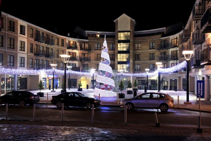 arbre lumineux tribeca led en tunisie d corations de no l lyon vosta illumination. Black Bedroom Furniture Sets. Home Design Ideas