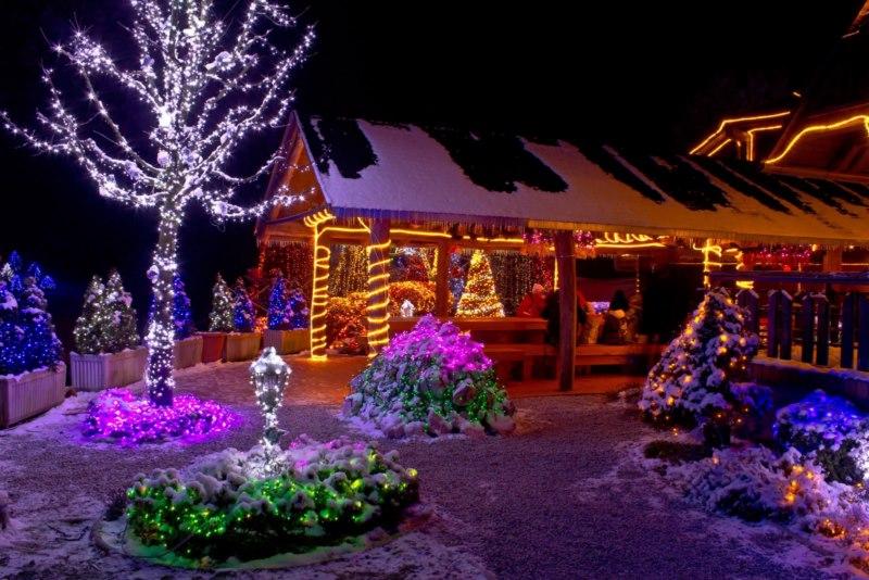 Société de decoration de Noël , Montpellier