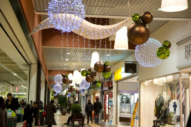 Location illumination Noël , Marseille