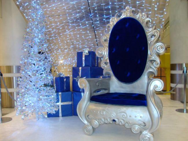 le fauteuil du p 232 re noel g 233 ant marseille d 233 corations de no 235 l lyon vosta illumination