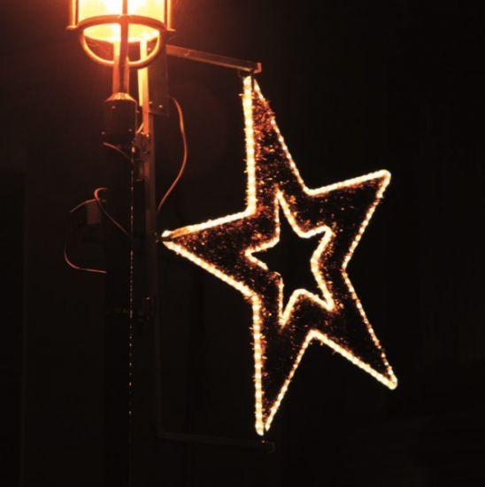 Motif lumineux dallas led lyon d corations de no l - Decoration noel renne lumineux ...